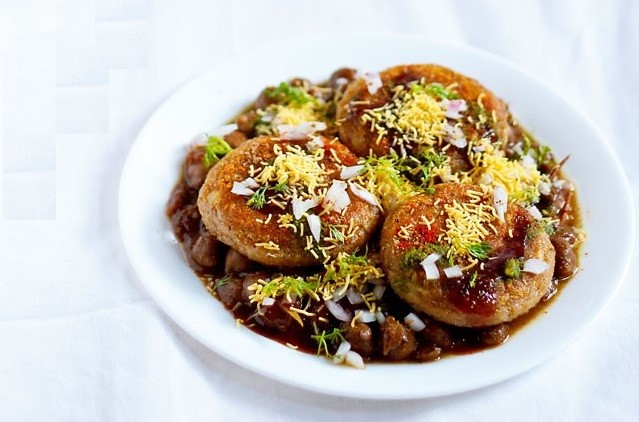 Aloo Tikki Chaats with Chutney – Jai ho Indian Restaurant